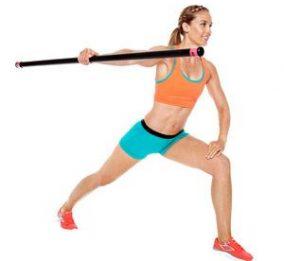 Stick Workout